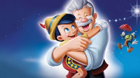 "Disney's animated classic ""Pinocchio"" shows this Sunday at the Roxy Regional Theatre."