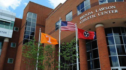 University of Tennessee Brenda Lawson Athletic Center. (UT Athletics)