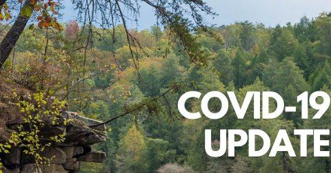 Tennessee State Parks Coronavirus Update