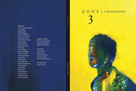 Zone 3 Cover Art. (APSU)