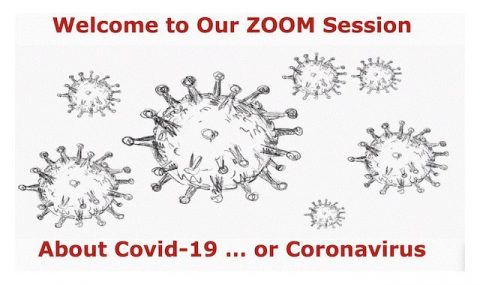 Austin Peay State University professor Dr. Short's Zoom presentation. (APSU)