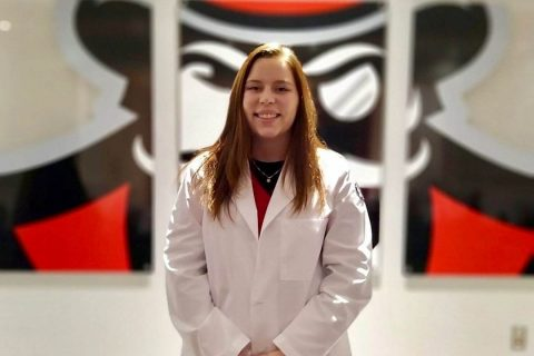 Austin Peay State University nursing student Adrienne Conover. (APSU)