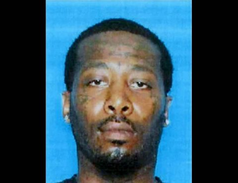 Deandre Lamond Galmon was wanted for 1st degree murder in Louisiana.