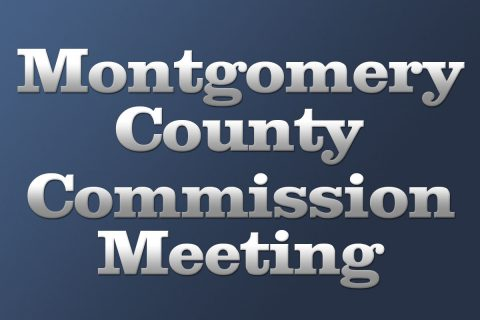 Montgomery County Commission Meeting