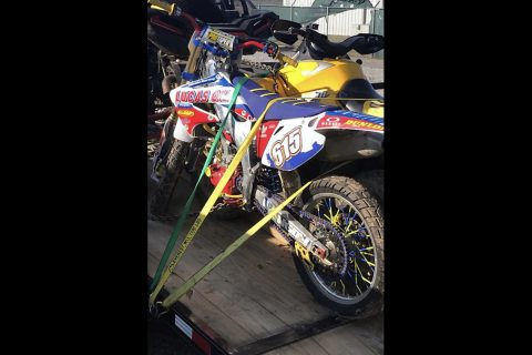 Montgomery County Sheriff's Office is asking help in finding a 2004 Honda CRF-450R Dirt Bike that was stolen April 11th.