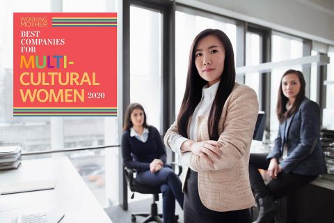 2020 Best Companies for Multicultural Women by Working Mother magazine