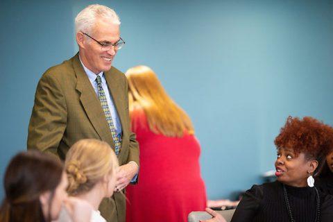 Austin Peay State University professor Dr. Matt Kenney. (APSU)