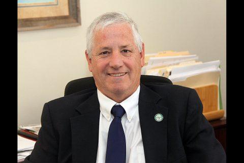 TWRA Executive Director Bobby Wilson.