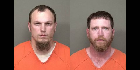 Clarksville Police arrest (L to R) Zachary Tablack and Jackie Davis for June 5th, 2019 shooting at Longhorn Steakhouse.