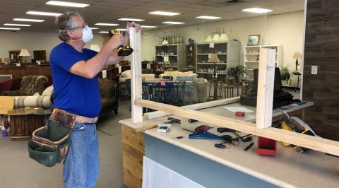 Clarksville ReStore, which benefits Habitat for Humanity of Montgomery County, will be reopened to the public with certain restrictions due to COVID-19 Coronavirus.