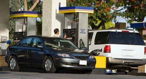 Most states have Gas Price Average below $2.00/Gallon. (AAA)