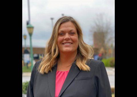Montgomery County 911 Director Hope Petersen.