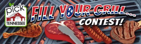 Pick Tennessee Products Fill Your Grill Contest