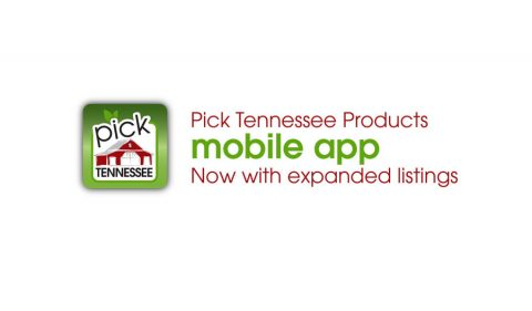 Pick Tennessee Products Mobile App