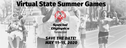 Special Olympics Tennessee Virtual Summer Games set for May 11th-15th