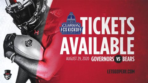 Austin Peay State University Footbal tickets are available now for the FCS Kickoff game. (APSU Sports Information)