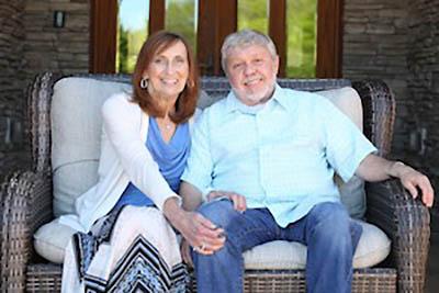 Joe and Cathi Maynard. (APSU)