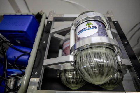NASA's Orbital Syngas/Commodity Augmentation Reactor (OSCAR) project. (NASA)