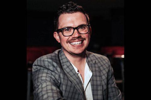 Roxy Regional Theatre Executive Director Ryan Bowie