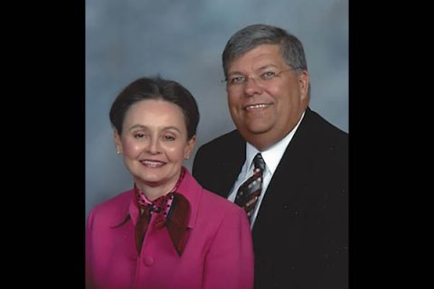 Tom and Susie Perry. (APSU)