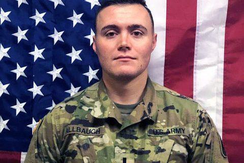 1st Lt. Joseph Trent Allbaugh
