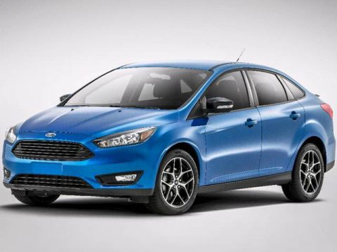 The 2015 Ford Focus is one of the models being recalled.