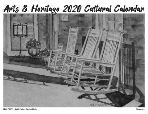 2020 Clarksville Arts and Heritage Cultural Calendar
