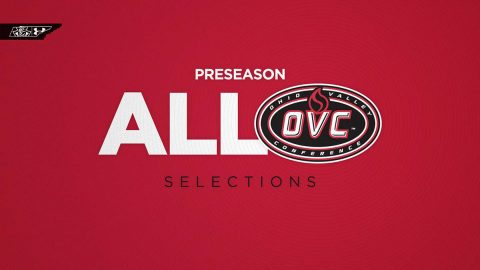 2020 Preseason All OVC Selections. (APSU Sports Information)