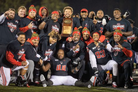 Austin Peay State University football has magical season. (APSU)