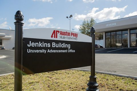 Austin Peay State University's Advancement Office. (APSU)