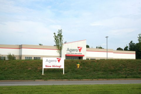 Agero, Inc. Continues Growth with an expansion adding 900 jobs in Clarksville