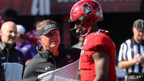 Austin Peay State University coach Mark Hudspeth leaves football program. (APSU Sports Information)