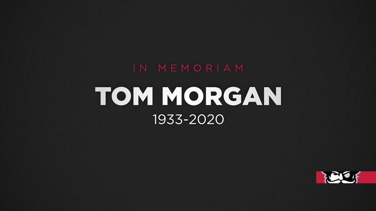 Austin Peay State University sports legend Tom Morgan, in Memoriam, 1933-2020. (APSU Sports Information)
