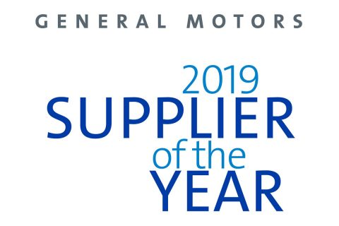 Hankook Tire was named a 2019 GM Supplier of the Year by General Motors.
