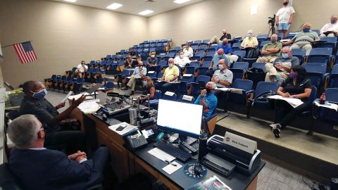 TSSAA Board of Control met Wednesday to outline plan for Fall Sports.