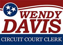 Wendy Davis for Circuit Court Clerk