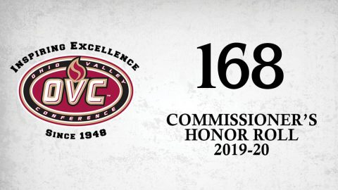 Austin Peay State University has 168 student-athletes named to the OVC Commissioner's Honor Roll. (OVC)