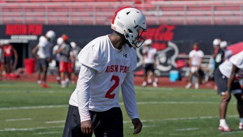 Austin Peay State University Football. (APSU Sports Information)