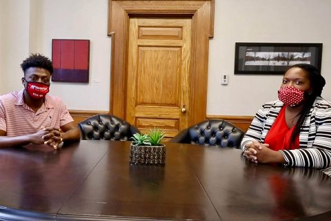APSU, SGA presidents discuss personal responsibilities of students, employees
