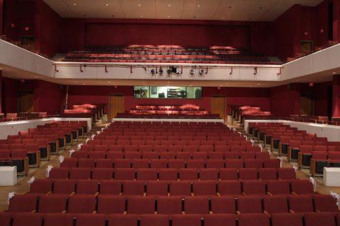 Austin Peay State University's Music-Mass Communication Building. (APSU)