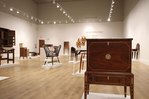 Practice Makes Perfect: Twenty Years of the Cumberland Furniture Guild