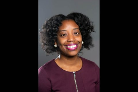 Austin Peay State University assistant professor Dr. Jessica Fripp. (APSU)