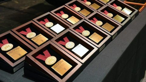34 Austin Peay State University student athletes receive 2019-20 OVC Academic Medal of Honor. (OVC)