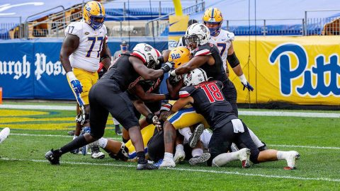 Austin Peay State University Football unable to tame Pittsburg Panthers Saturday afternoon at Heinz Field. (APSU Sports Information)