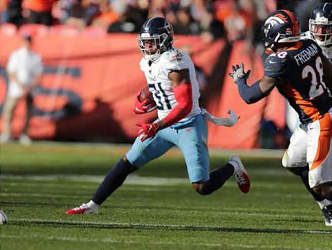 Tennessee Titans take on the Denver Broncos at Mile High Monday Night, September 14th. (Tennessee Titans)