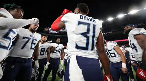 Tennessee Titans host Jacksonville Jaguars in home opener, Satuday. (Tennessee Titans)