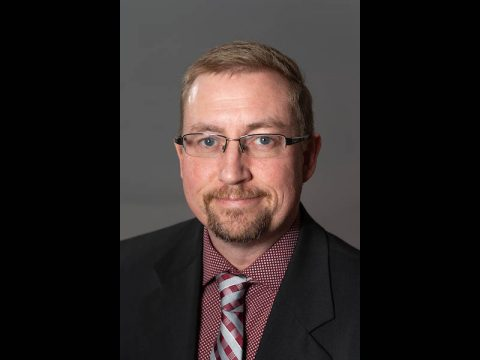 Austin Peay State University Dean of the College of Graduate Studies Dr. Chad Brooks. (APSU)