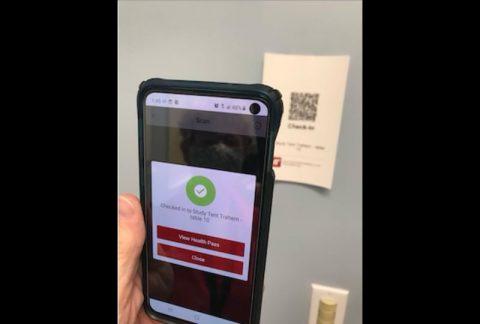 APSU Scanning QR Codes