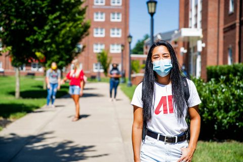 Austin Peay State University COVID-19 Risk Level is Moderate for Most Individuals. (APSU)