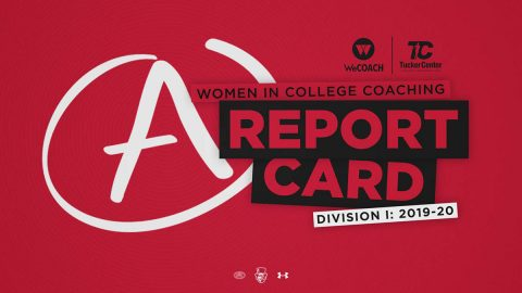 Austin Peay State University GOVS receive sterling marks on Women in Sport Report Card. (APSU Sports Information)